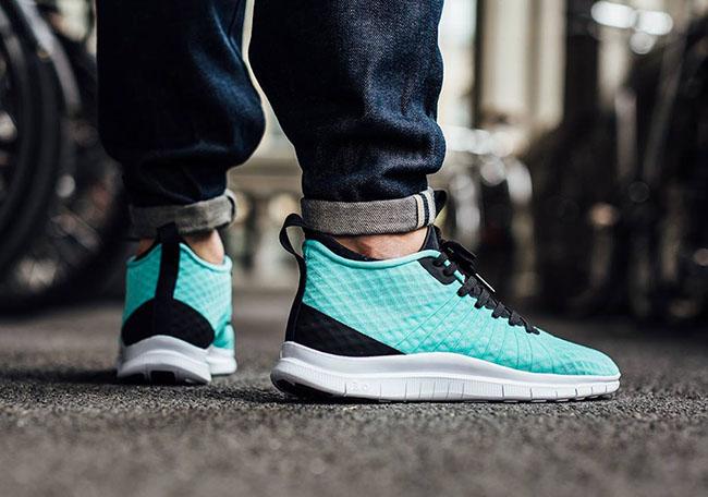 Nike Free Hypervenom 2 Hyper Turquoise