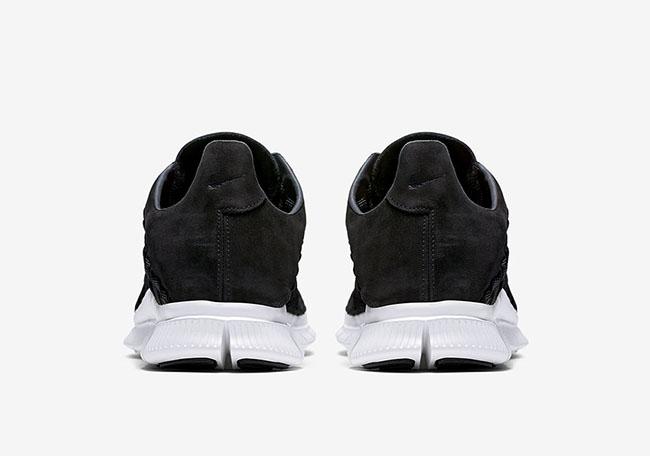 Nike Free Inneva Woven Black White