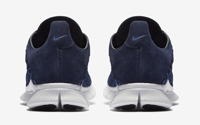 Nike Free Inneva Woven Fountain Blue Navy