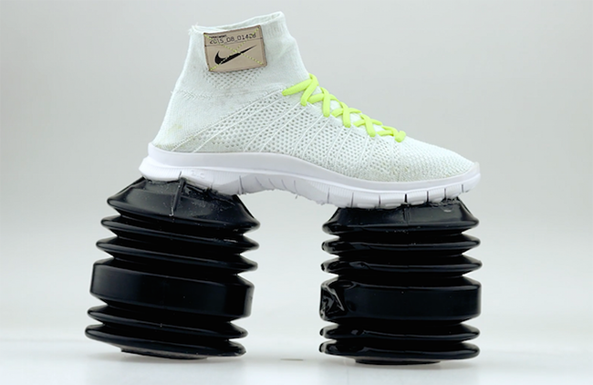 Nike Free Nature of Motion