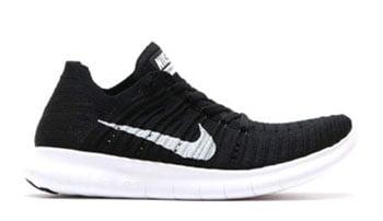 Nike Free RN Flyknit WMNS Black