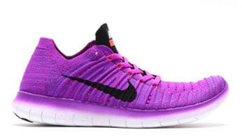Nike Free RN Flyknit WMNS Hyper Violet