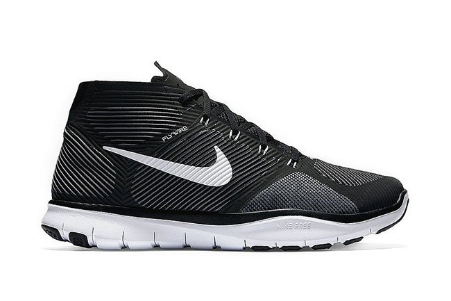 Nike Free Trainer Instinct Hustle Harts Black White