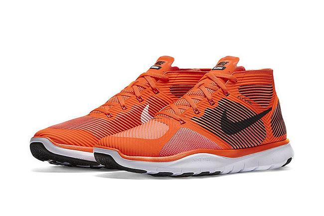 Nike Free Trainer Instinct Hustle Harts Total Crimson Pink