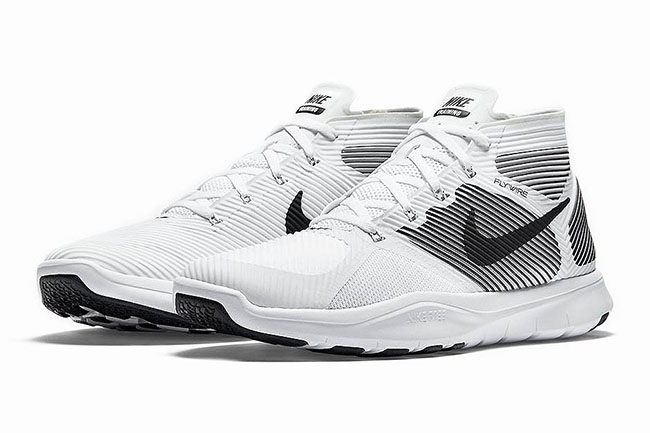 Nike Free Trainer Instinct Hustle Harts White Black