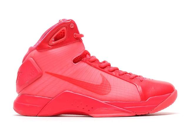 Nike Hyperdunk 2008 Retro Tonal Summer 2016