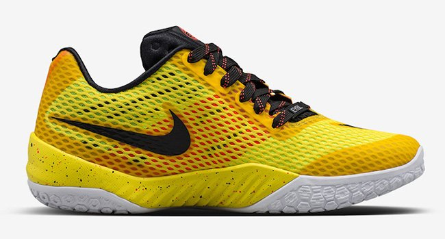 Nike Hyperlive EYBL Yellow Orange