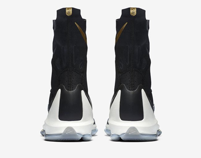 Nike KD 8 Elite Away Black Gold