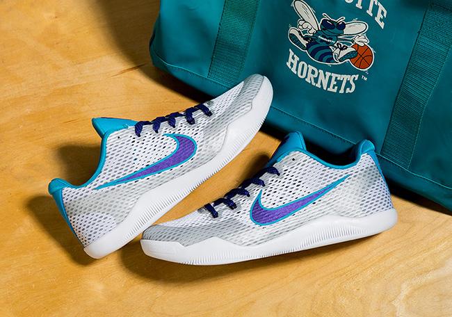 Nike Kobe 11 Draft Day Hornets Release