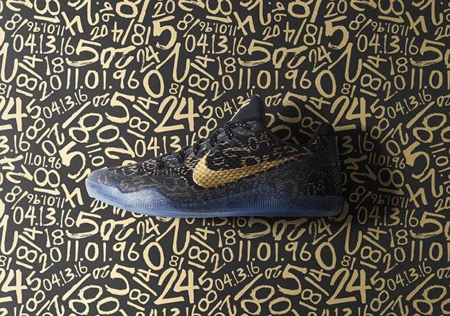 Nike Kobe 11 Mamba Day ID
