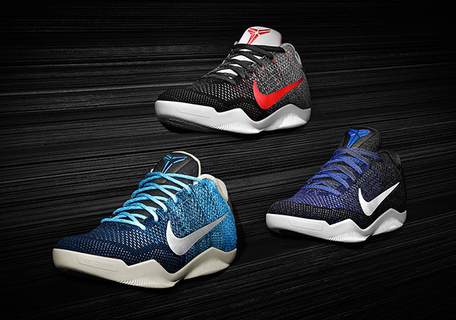 new concept eaba1 0a0de Nike Kobe 11 Muse Pack