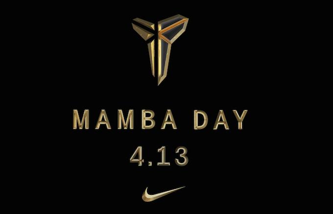 Nike Kobe Bryant Mamba Day
