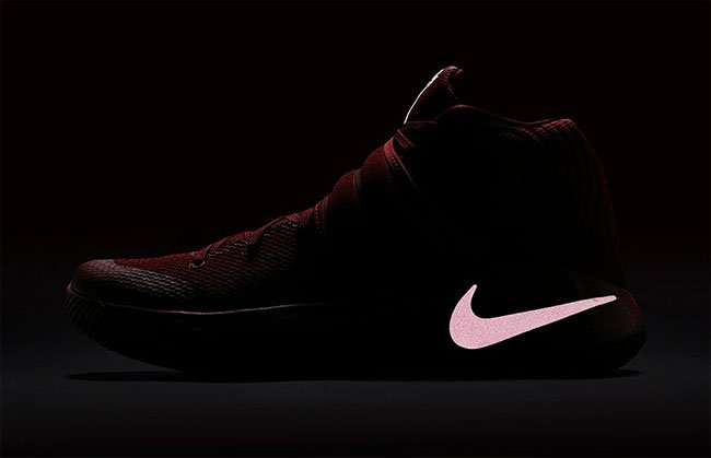 Nike Kyrie 2 Red Velvet Cake