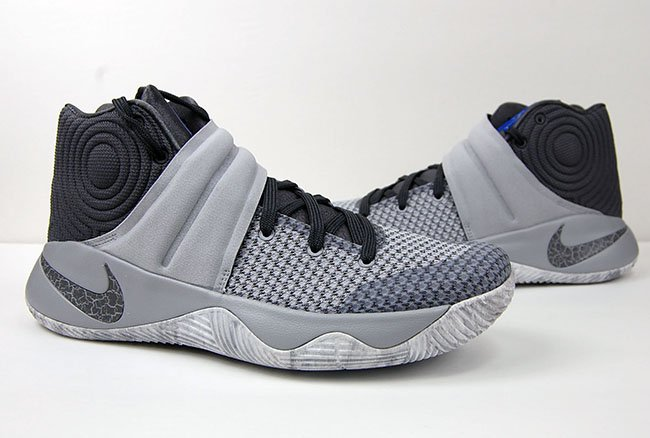 Nike Kyrie 2 Wolf Grey Omega Review