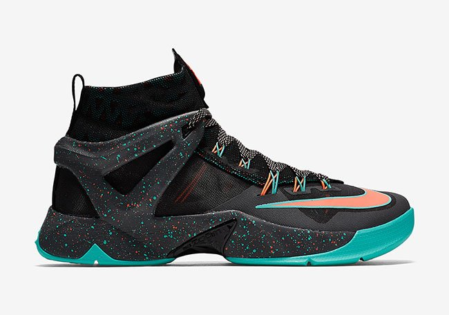 Nike LeBron Ambassador 8 South Beach