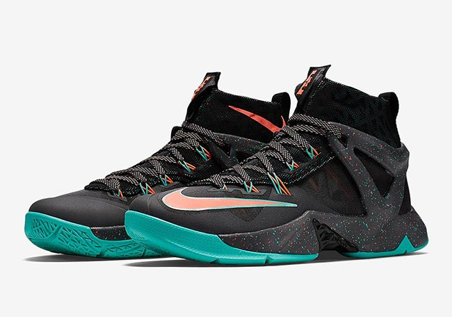 5fce4c9a7 Nike LeBron Ambassador 8 South Beach | SneakerFiles