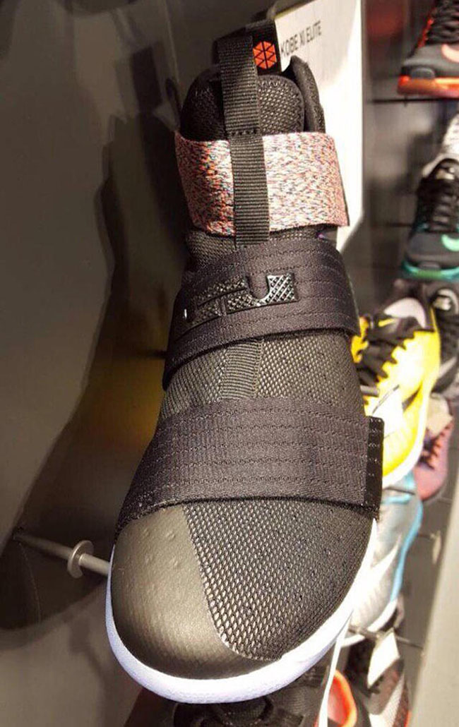 Nike LeBron Soldier 10 Black