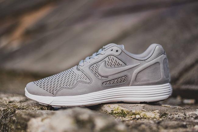 Nike Lunar Flow Premium Medium Grey