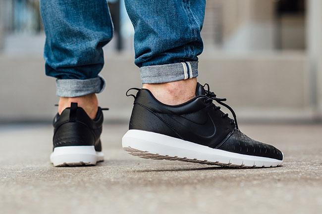 Nike Roshe NM Laser Black White