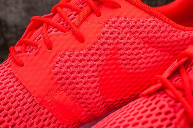 Nike Roshe One HYP Breathe Total Crimson