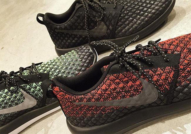7912409fdb1 Nike Roshe Two Flyknit 365 Colorways