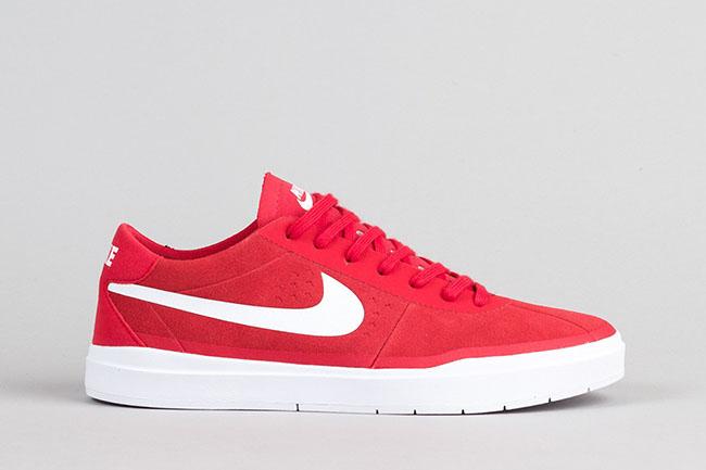 Nike SB Bruin Hyperfeel University Red