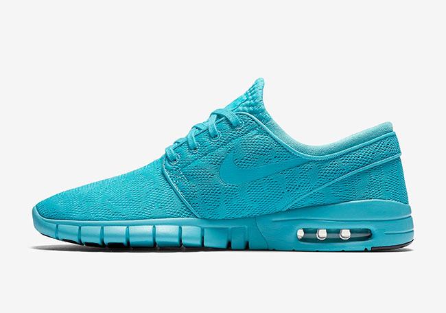 e4d49a7154 Nike SB Stefan Janoski Max Gamma Blue | SneakerFiles