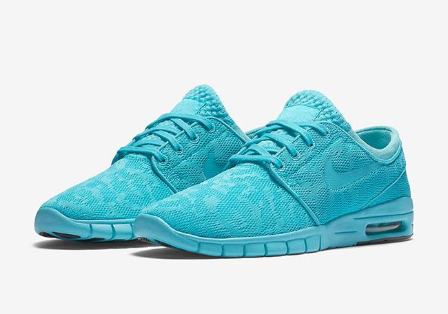 Nike SB Stefan Janoski Max Gamma Blue