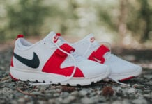 Nike SB Trainerendor University Red Obsidian White