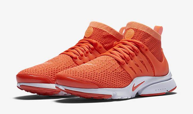 Nike WMNS Air Presto Ultra Flyknit Mango