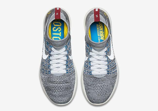 Nike WMNS Flyknit LunarEpic Boston Marathon