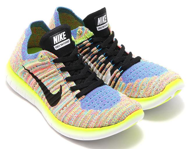 Nike WMNS Free RN Flyknit Hyper Punch