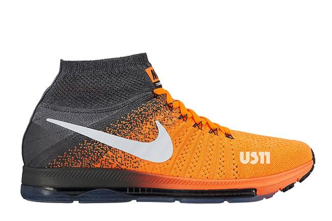 Nike Zoom All Out Flyknit Orange
