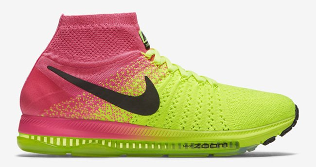 Nike Zoom All Out Flyknit Colorways Sneakerfiles