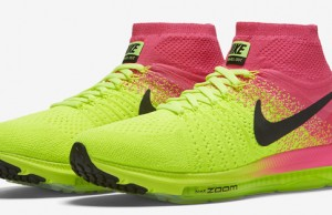 Nike Zoom All Out Flyknit Pink Volt