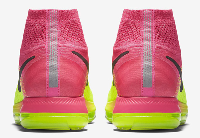 818ac840148bc ... promo code for nike zoom all out flyknit pink volt 2dea6 4917c