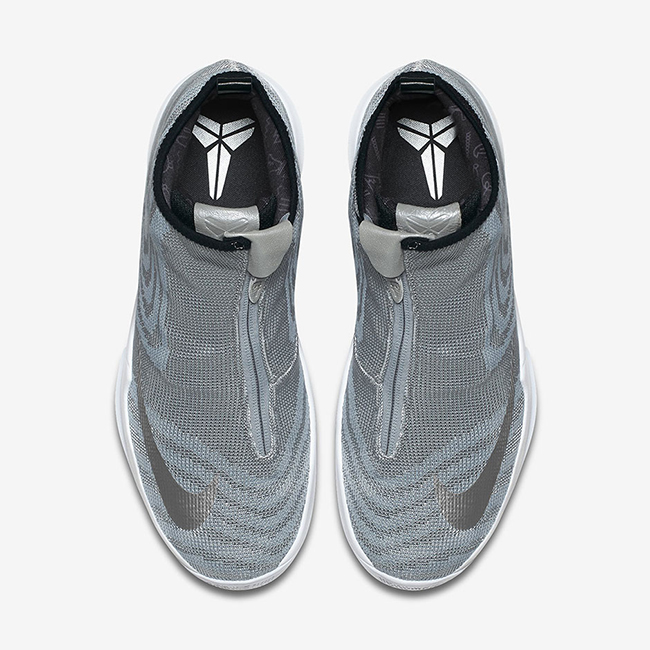 Nike Zoom Kobe Icon Metallic Silver