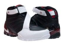 Nike Zoom Vick 3 Black Red White Retro 2016