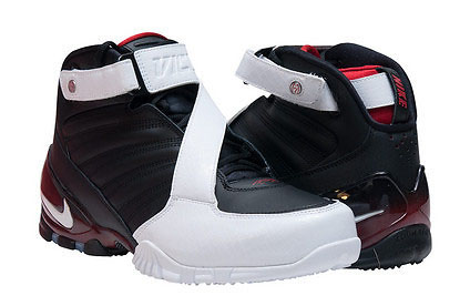 Nike Zoom Vick 3 Black Red White Retro 2016  0090bfc0444c6