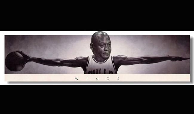 NikeStore Twitter Troll Sunglasses Jordan 12 Wings