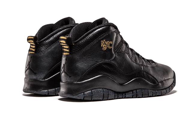 NYC Air Jordan 10 Retro Release