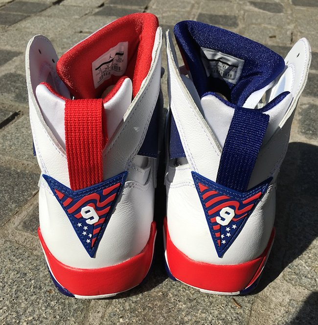 Air Jordan 7 Tinker Olympic Alternate Release Date  d585955bc73e