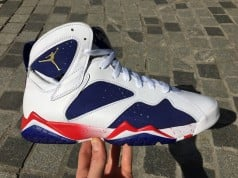 Olympic Tinker Air Jordan 7 2016