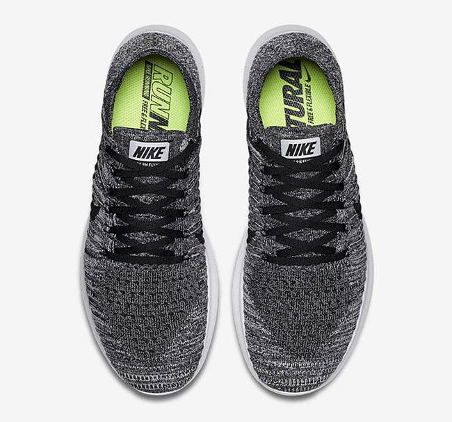 Oreo Nike Free RN Flyknit