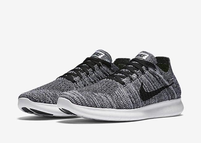 bc9ea61f355 Nike Free RN Flyknit Oreo