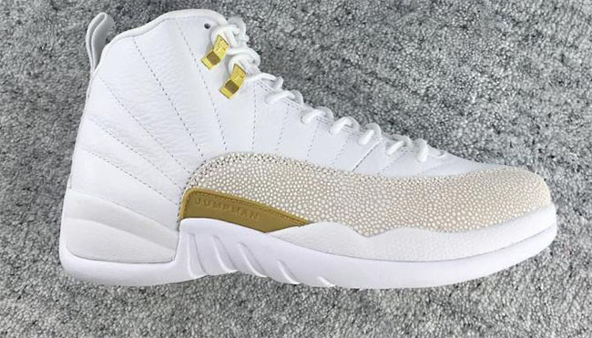outlet store 1ec76 ab379 Air Jordan 12 OVO White 2016 | SneakerFiles