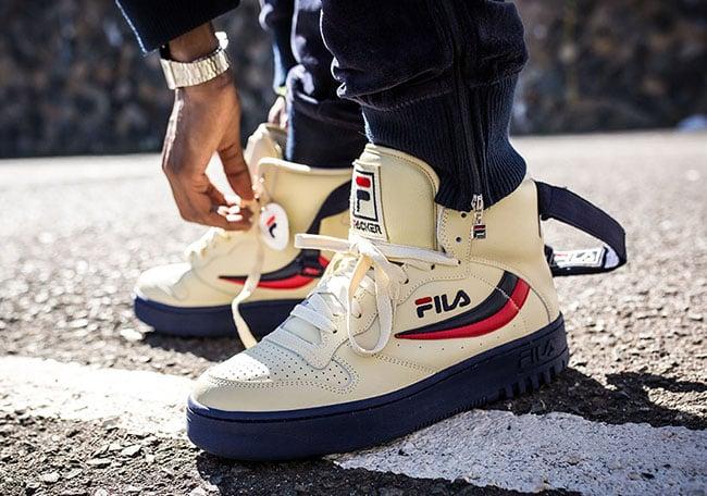 8097bea88b38 Packer Shoes Fila FX 100 OG Cream