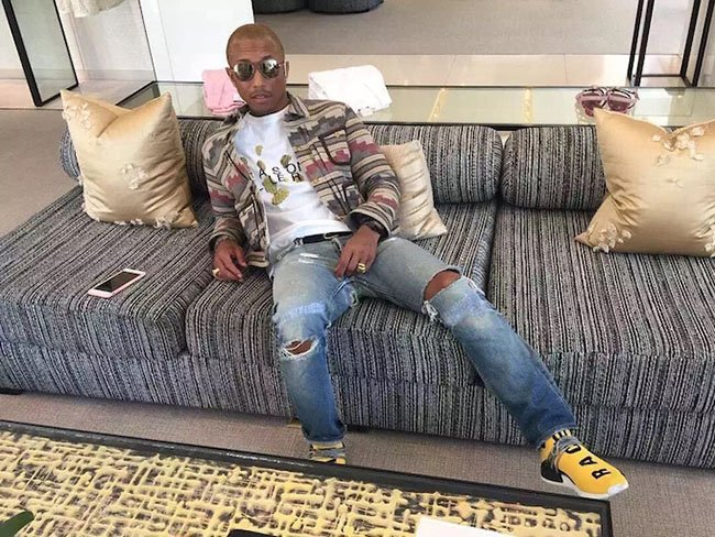 Pharrell adidas Boost NMD