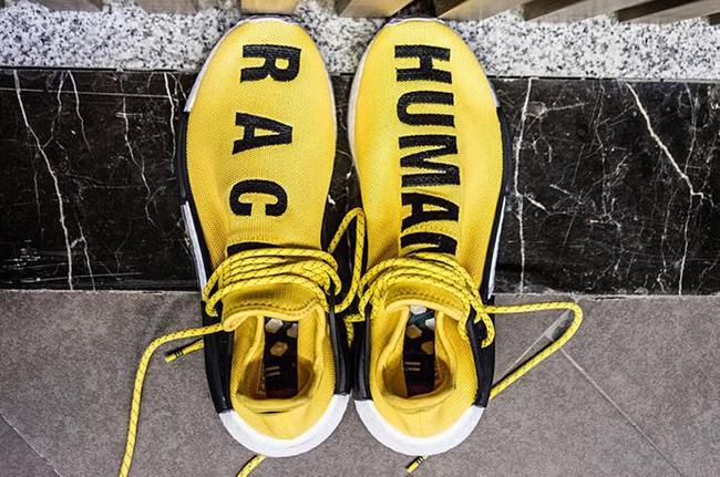 Pharrell adidas NMD Human Race