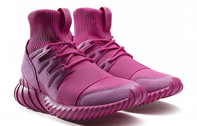 adidas pink tubular doom